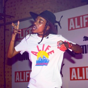 Listen To This.  Little Simz.  'AGE 101: DROP 4.'