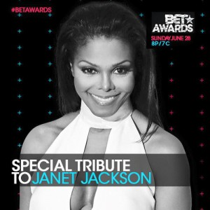 Janet Jackson Will Kickoff Her Comeback At the BET Awards As the Recipient of the Inaugural 'Ultimate Icon' Award.