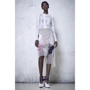 Collections.  Aamito Lagum For Acne Resort 2016.