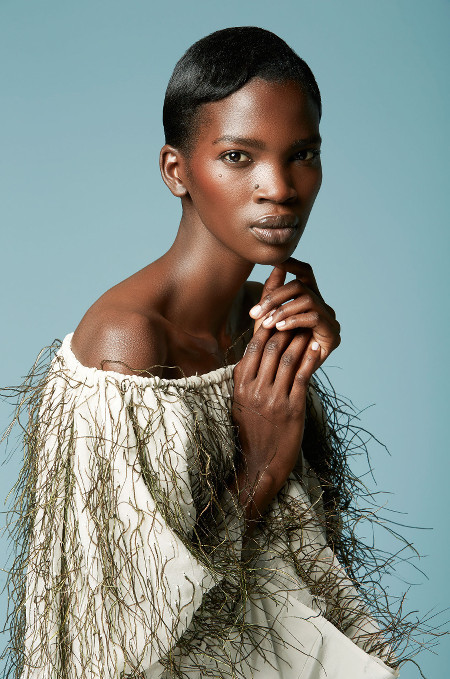 Aamito Lagum, Black Fashion Models, African Fashion Models, Africa's Next Top Model