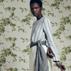 Editorials.  Aamito Lagum.  The Line Magazine Vol. 2.  Images by Matthew Sprout.