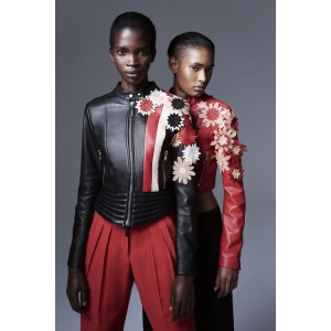 Collections. Aamito Lagum and Ysaunny Brito for Emanuel Ungaro Resort 2016.