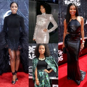 Epic Fashion Post.  The 2015 BET Awards.