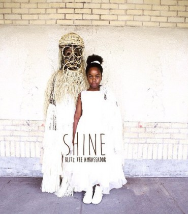 Coming Soon.  'Shine.'  A Short Film/Music Video From BLITZ the AMBASSADOR.