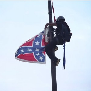 Activist Bree Newsome Releases First Statement After Taking Down Confederate Flag at South Carolina State House.