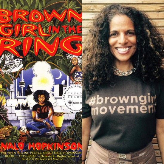 Brown Girl in the Ring Nalo Hopkinson Sharon Lewis