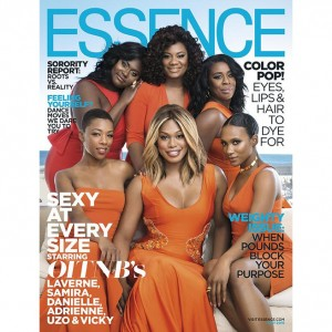 The Ladies of 'Orange is the New Black' Cover Essence Magazine.
