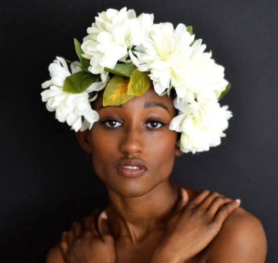 Caven Etomi Releases Headdresses and Hair Accessories Inspired by Suri Children of Omo Valley.