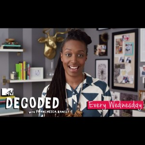 Vlogger and Comedian Franchesca Ramsey aka Chescaleigh Lands New MTV News Series.
