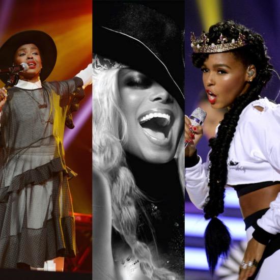 Lauryn Hill Janelle Monae Janet Jackson New Music