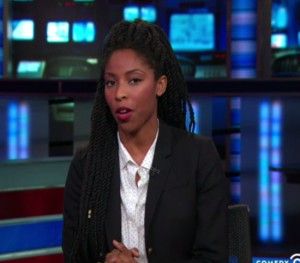 Jessica Williams Suggests Women Should Actually Get More Money Instead of Just Appearing on it.