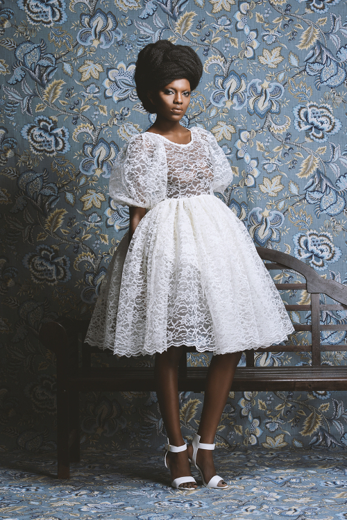 Joelle Jean-Fontaine KREYOL Black Fashion Designers