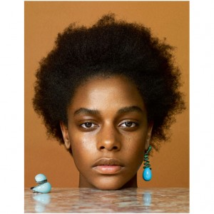 Editorials.  Karly Loyce.  Interview Germany.  Images by Rory van Millingen.