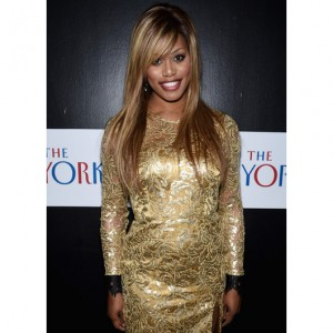 Laverne Cox Will be The First Transgender Figure at Madame Tussauds Wax Museum.