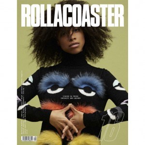 Editorials.  Lianne La Havas. Rollacoaster Magazine Issue 16.  Images by Piczo.