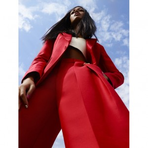 Editorials.  Melie Tiacoh.  Hunger Magazine.  Images by Rankin.