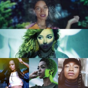 Your Morning Music Mix. Lianne La Havas.  Lauryn Hill. Little Simz.  Tinashe.   LOLAWOLF.