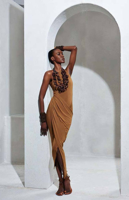 Images Nana Keita For Urban Zen By Donna Karan