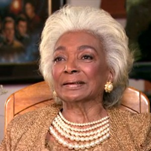 Nichelle Nichols Says She's as 'Wild and Woolly' As Ever After Having Suffered a Stroke.