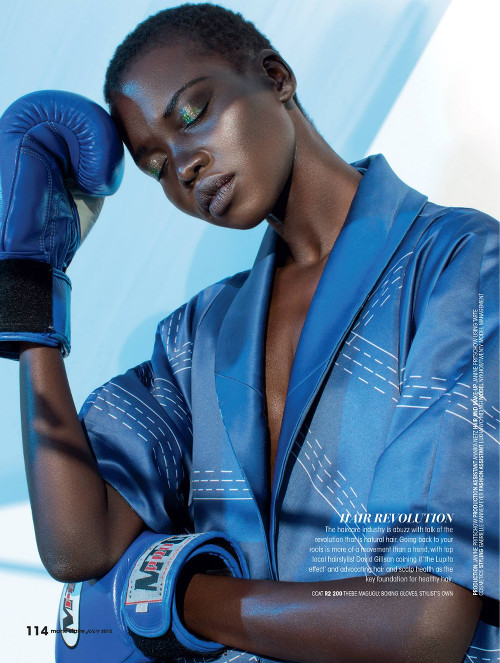 Nykhor Paul Marie Claire Beauty