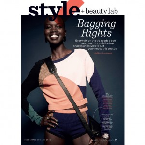 Editorial. Nykhor Paul.  Women's Health South Africa.  Images by Travys Owen.