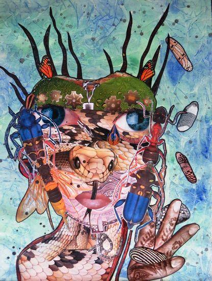 Penda Diakite Art