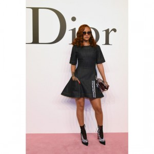 Rihanna Might Be Putting Her Music Career on Hold To Grow a Fashion Empire.