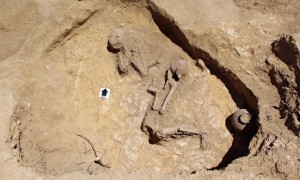 2,000 Year-Old Remains of Sleeping Woman Discovered in Ethiopia.