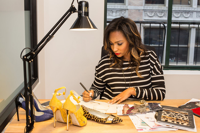 Tiannia Barnes Black Fashion Designers