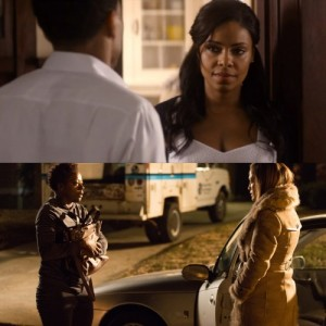 Film.  Trailers. Viola Davis Avenges a Death and Sanaa Lathan Tries to Escape an Obsessed Ex.