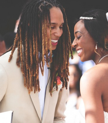 WNBA Stars Brittney Griner and Glory Johnson Expecting First Child Together.