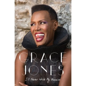 Grace Jones' Memoir Finally Gets a Release Date.