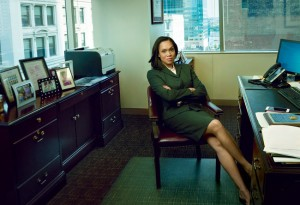 Vogue Features Baltimore Prosecutor Marilyn Mosby.  Talks Early Life and Career.