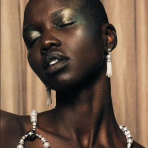 Model Nykhor Paul Calls Out The Fashion Industry For Racism and Colorism.