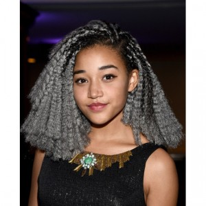 Andy Cohen Apologizes to Amandla Stenberg. Laverne Cox Writes Essay on Cultural Appropriation.