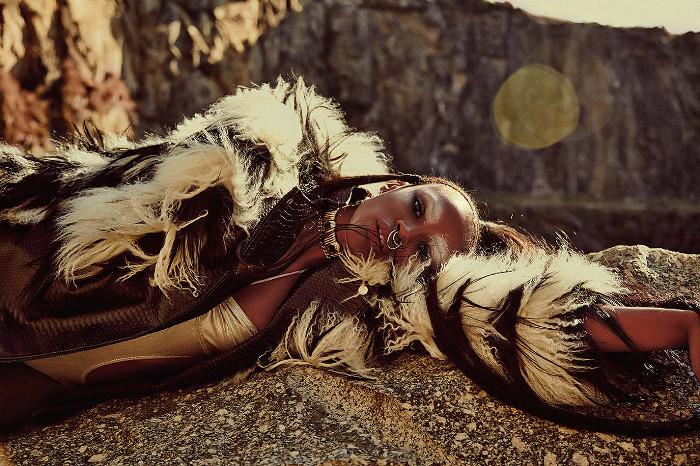 Ana Bela Santos, Black Fashion Models, JDS Magazine