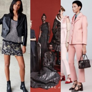 Black Models in Major Ad Campaigns For the Fall/Winter 2015-2016 Season.