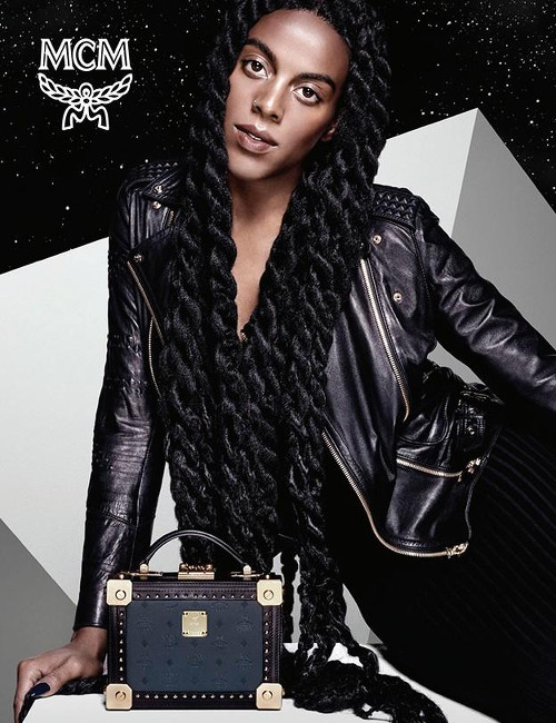 Black Fashion Models, FW 15 Ad Campaigns