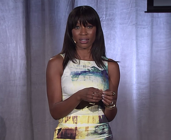 Cari Champion. 'You have to have an ego to be successful. If you don't have one, you'd better get one.'