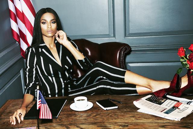 Ciara Vice Magazine