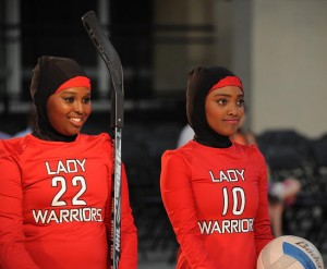 Muslim Girls Design Culturally Sensitive Sports Uniforms.