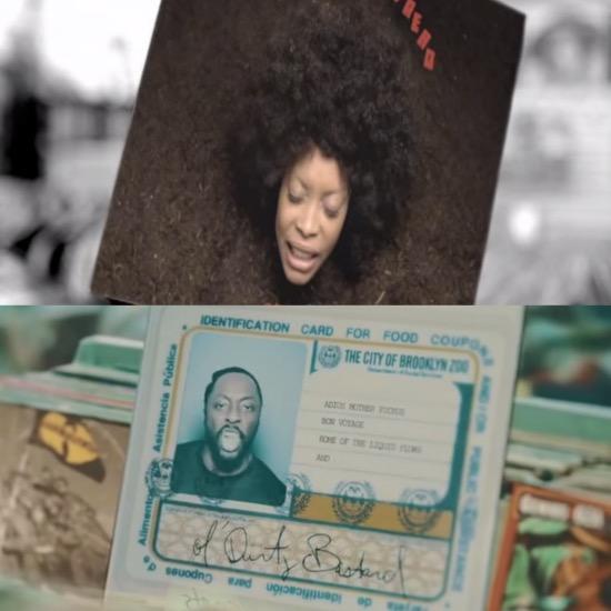 Erykah Badu The Black Eyed Peas