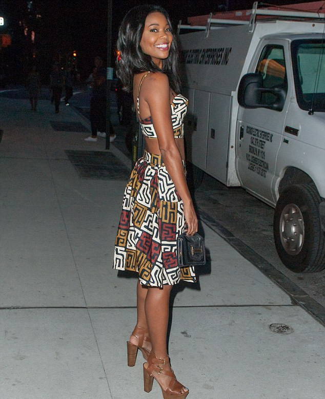 Gabrielle Union, Royal Jelly Harlem, Black Fashion Designers