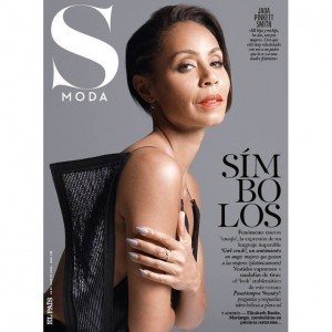 Editorials.  Jada Pinkett Smith Covers S Moda.  Images by Don Flood.