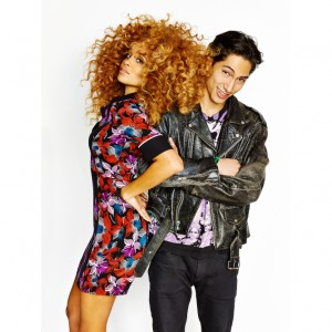 Editorials. LION BABE Features in NYLON Magazine.