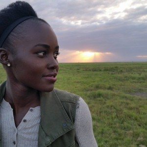 Lupita Nyong'o Shares Beautiful Snapshots During Her Time in Kenya.
