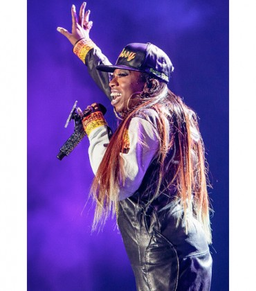 Watch This.  Missy Elliott Slays at Essence Fest 2015.  Despite Production Issues.