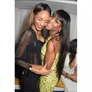 Naomi Campbell Has a Special Support Group For Black Fashion Models.