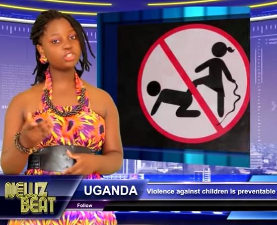 MC Loy Uganda