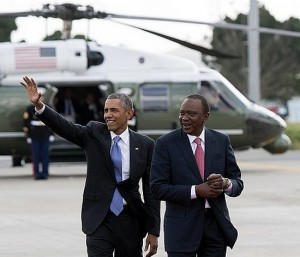 President Obama Dances and Talks Women's Rights, LGBTQ Rights, Anti-terrorism, and Technology during East Africa Trip.